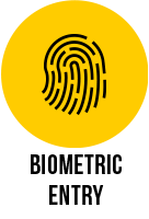 biometric entry