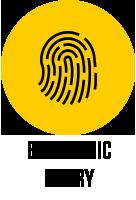 biometric entry